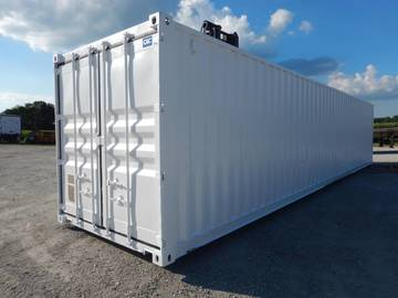 Vendiendo Productos: Preview 40ft Standard Shipping Container CWO (LA 500mi)