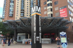 Monthly Rentals (Owner approval required): Arlington VA, Garage Parking Near Ballston Metro Station