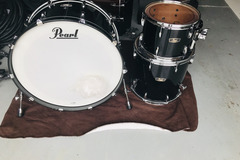 Selling with online payment: Pearl Wood Fiberglass 3-piece 13-16-26
