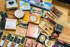 Make An Offer: TOO FACED LIMITED EDITION WHOLESALE LOT ALL BRAND NEW