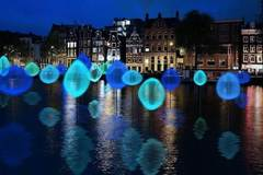 Alquile per persona: Amsterdam Light Festival - 7th December
