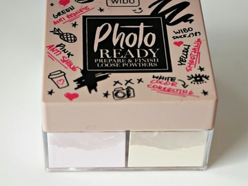 Venta: Photo ready paleta polvos sueltos. Wibo