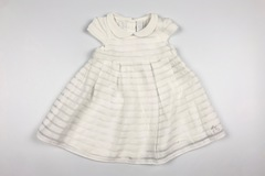 Selling with online payment: Fantine et Chocolat dress, age 3-6 Mths
