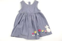 Selling with online payment: John Lewis corduroy dress, age 6-9 Mths
