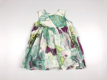 Selling with online payment: Monsoon summer dress, age 3-6 Mths
