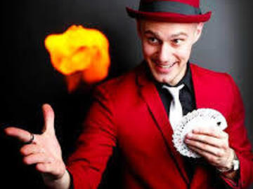 Entertainment/Animation: Magician *EXAMPLE*