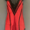 For Sale: SHIRLEY OF HOLLYWOOD: Slinky Charmeuse Chemise