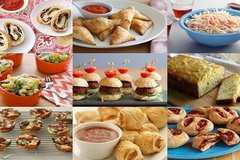 Catering: Party snack set *EXAMPLE*