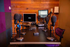 Rent Podcast Studio: Leavenworth podcast