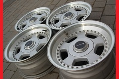 Selling: BBS Lorinser RT 16x7 16x8 staggered 3 pcs low offset 5x112 rs lm