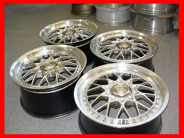 Selling: JDM Rays Heritage Mesh wheels rims 18x8 18x9 5x114.3 bbs volk rs