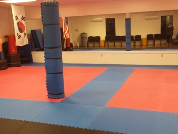 List a Space: Matted martial arts studio for rent, bare foot trainers