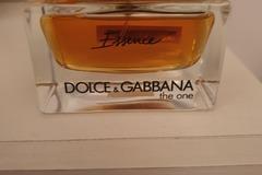 Venta: The one essence de dolce gabbana 65ml.