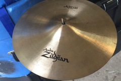 "SOLD!: SOLD! Lowered Price! A. Zildjian 12"" Splash Cymbal Extra Thin"