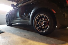 Selling: BBS wheels with Michelin PS4 tires (Boston Area)