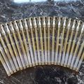 Ilmoitus: 23 kpl kultaisia geelikyniä