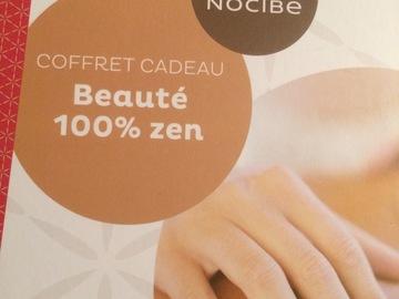 Vente: Coffret Institut Nocibé - Soin beauté 100% zen (89€)