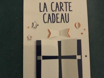 Vente: Carte Cadeau Spirit of Cadeau (75€)