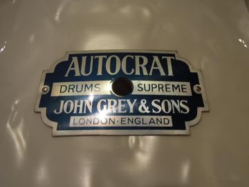 Wanted/Looking For/Trade: John Grey Autocrat Snare - wood _on the Hunt for!
