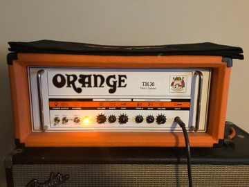 Renting out: Orange TH30 Head - 30 Watts