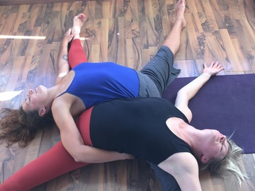 Class Offering: Restorative Tantra Yoga