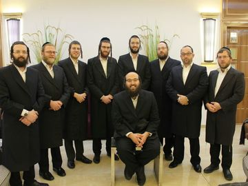 מקהלה: The Yossi's Choir