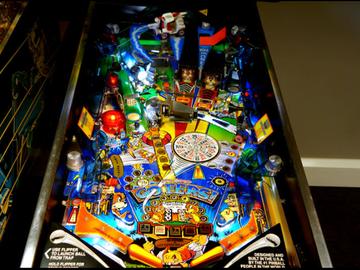 Buy Now: No Good Gofers Pinball Machine