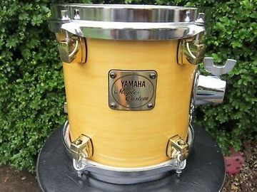 "Wanted/Looking For/Trade: Yamaha Maple Custom 8"" Tom in Natural Maple Lacquer"