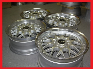 Selling: JDM Volk Racing VR X-10 wheels rims 17x8 17x9 5x114.3 bbs rays lm