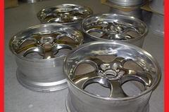 Selling: JDM Rays Victrix Pleasure wheels rims 19x9.5 19x10.5 5x114.3 bbs