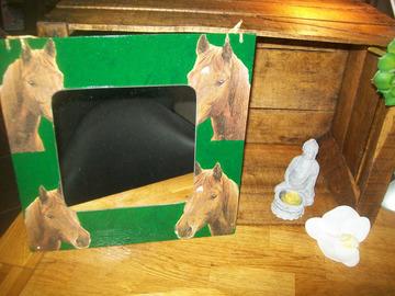 Vente au détail: Miroir cheval