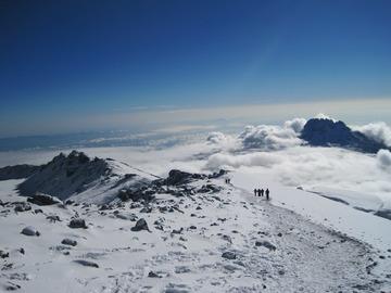 Book (with online payment): Kilimandjaro - Route Mashame - Tanzanie