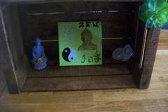 Vente au détail: tableau Zen