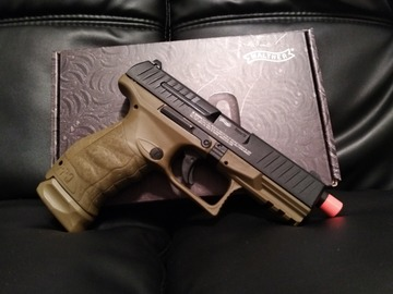 Selling: WTS: Umarex Walther PPQ Tactical