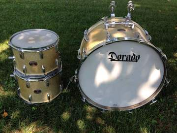 Wanted/Looking For/Trade: Cheap Gretsch Dorado Floor Tom or Mounted Tom
