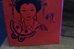 Vente au détail: tableau japonaise