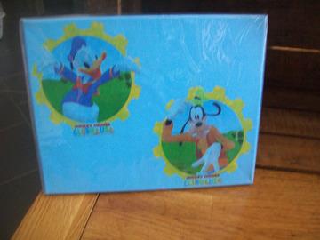 Vente au détail: tableau illustration Donald et Dingo