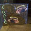 Vente au détail: tableau décor café et graines de café