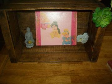 Vente au détail: tableau illustration Princesses
