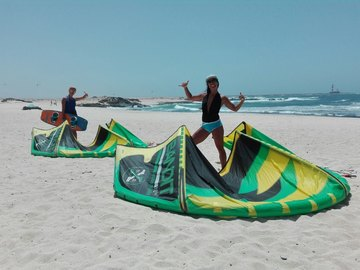Course: 5 day kite course