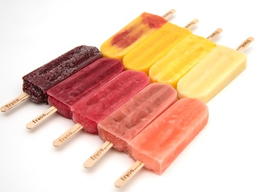 Request To Book & Pay In-Person (hourly/per party package pricing): Frios Ice Cream Bar and Fruit Pops Catering Packages