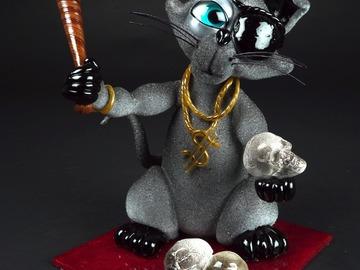 Workshop Angebot (Termine): Zuckerskulptur - Bad Cats mit Grégoire GOEL