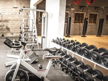 Available To Book & Pay (Hourly): Fitness Boutique for FILMING