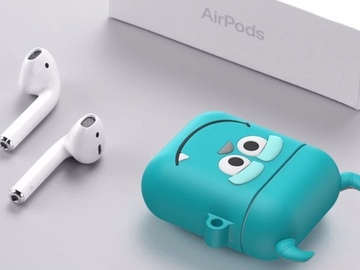 Buy Now: (200) Airpods Cartoon Charging Cases