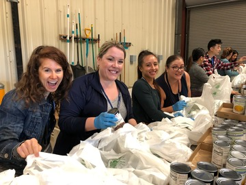 Custom Package: Team Building Experience at Second Harvest Food Bank