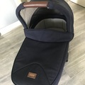 Selling with online payment: Mamas&Papas Carrycot Armadillo Flip Navy