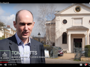 Booking by day: Church promo video