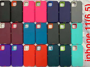 Buy Now: 120 PCS Iphone 11/Iphone 11 pro/Iphone 11 pro max defender case