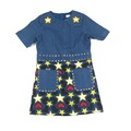 Selling with online payment: Stella McCartney denim cowgirl dress, age 6-7