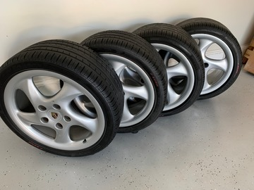 Selling: OEM Porsche Twists - Set of 4